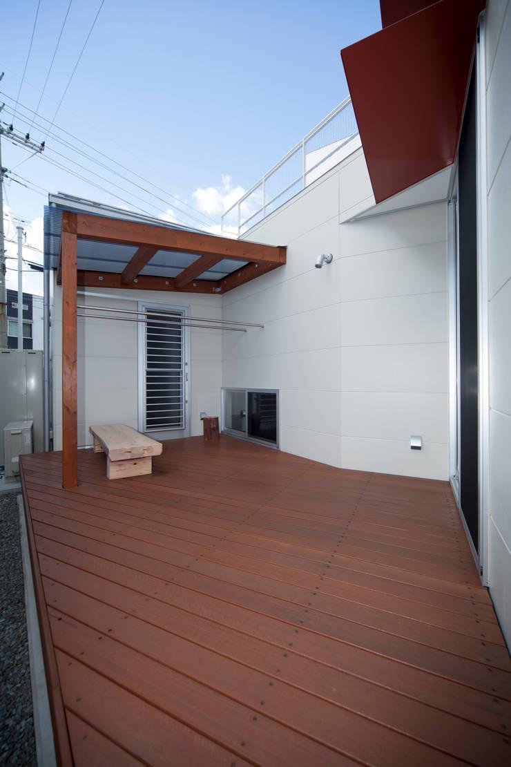 Häuser von 一級建築士事務所 楽工舎