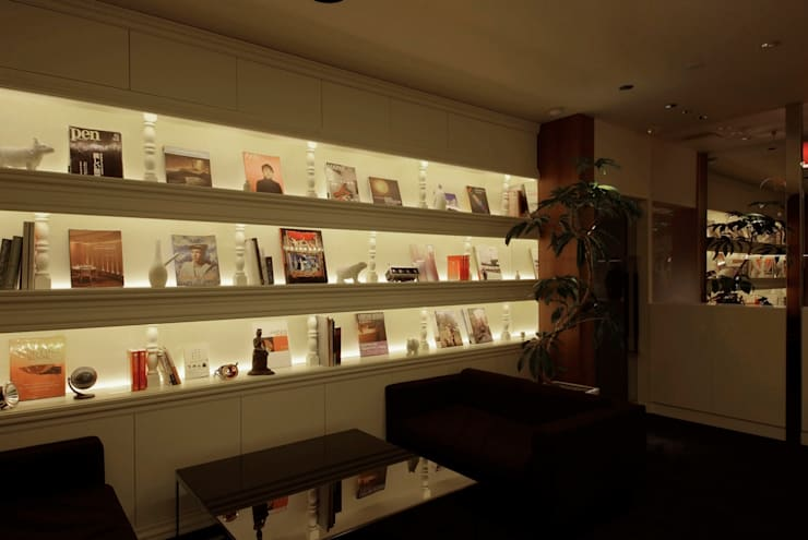 Meeting space-3 の Shigeo Nakamura Design Office モダン