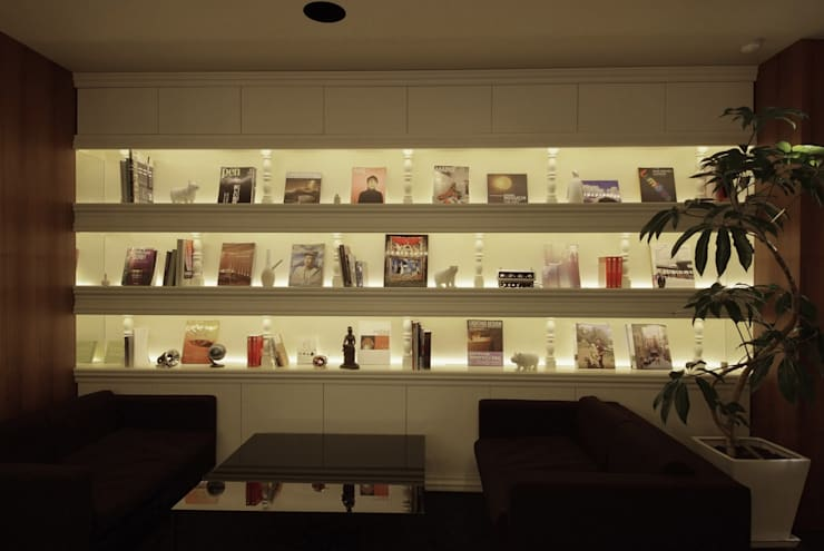 Meeting space-2 の Shigeo Nakamura Design Office モダン