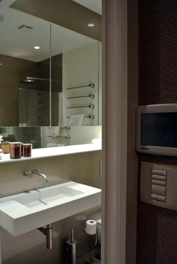 Bedroom 2 Ensuite:  Bedroom by Inspire Audio Visual