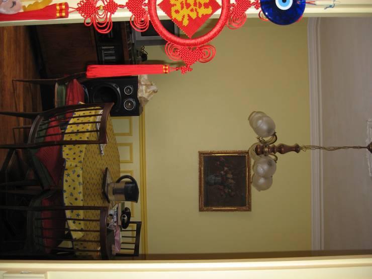 salle à manger - avant travaux:  de style  par Nuance d'intérieur