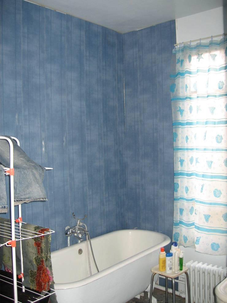 salle de bain - avant travaux:  de style  par Nuance d'intérieur