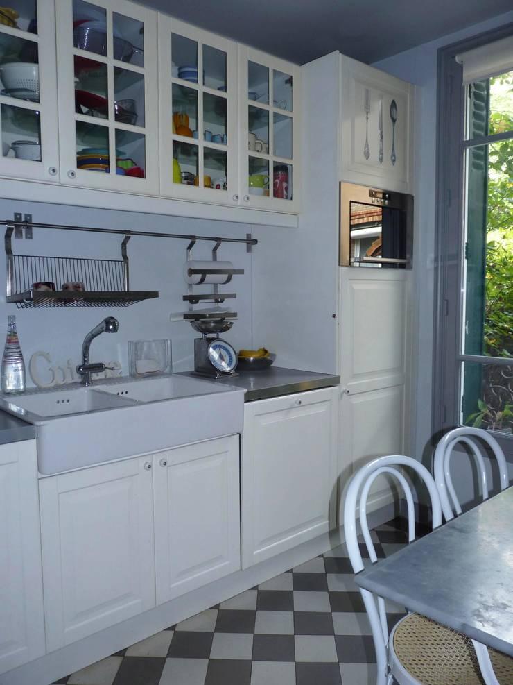 cuisine après:  de style  par Nuance d'intérieur