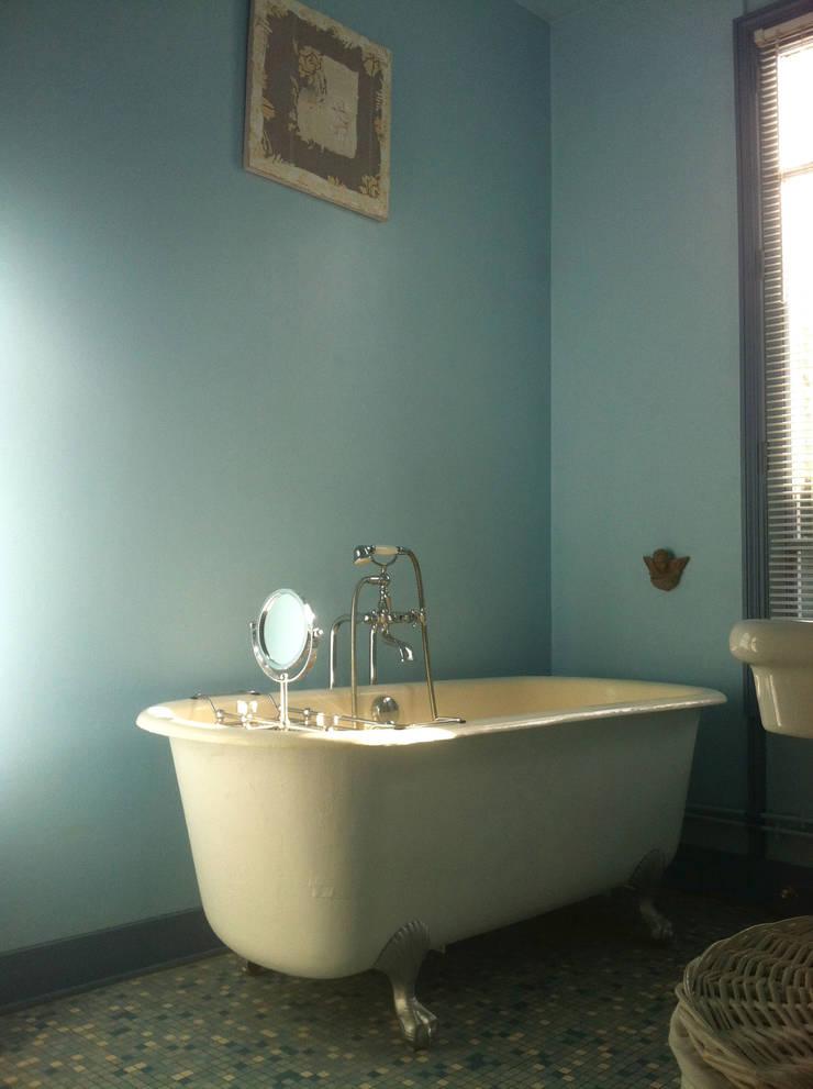 salle de bain après:  de style  par Nuance d'intérieur