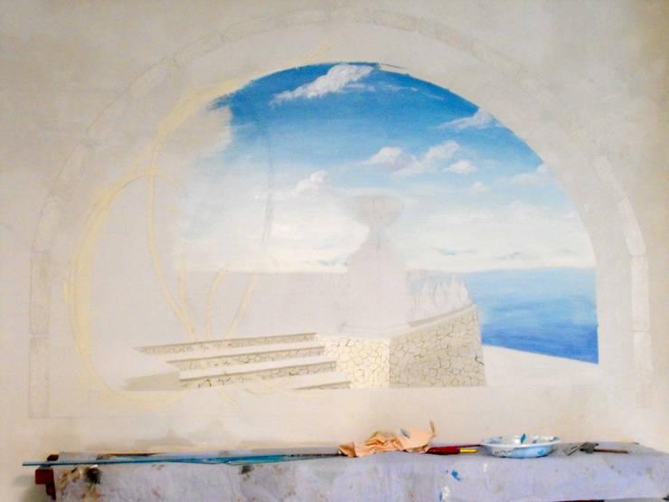 Vista sul mare:  in stile  di Marianna Petronelli