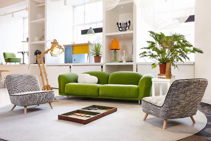 scandinavian Living room by Astéri