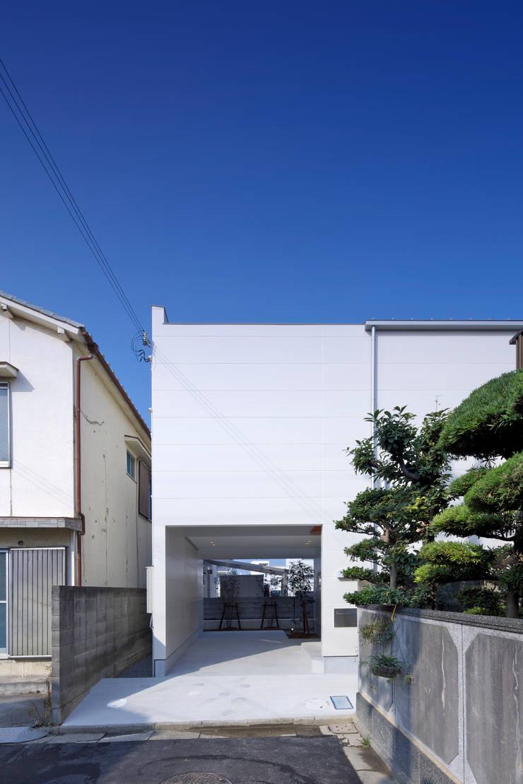スルウ: 一級建築士事務所 楽工舎が手掛けた家です。