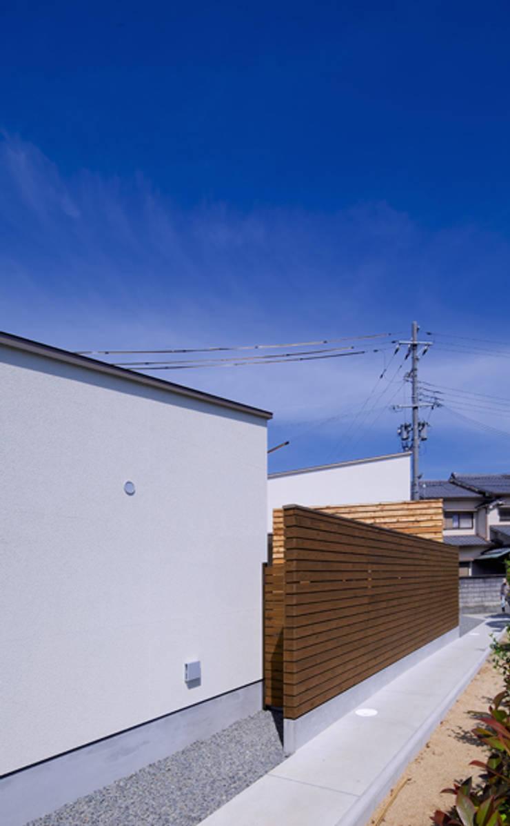 n・D モダンな 家 の 一級建築士事務所 楽工舎 モダン