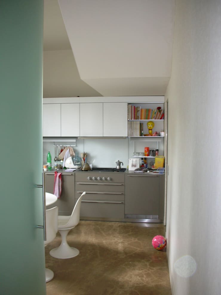 cucina: Cucina in stile  di SENSIBILE DE ROSALES, Moderno