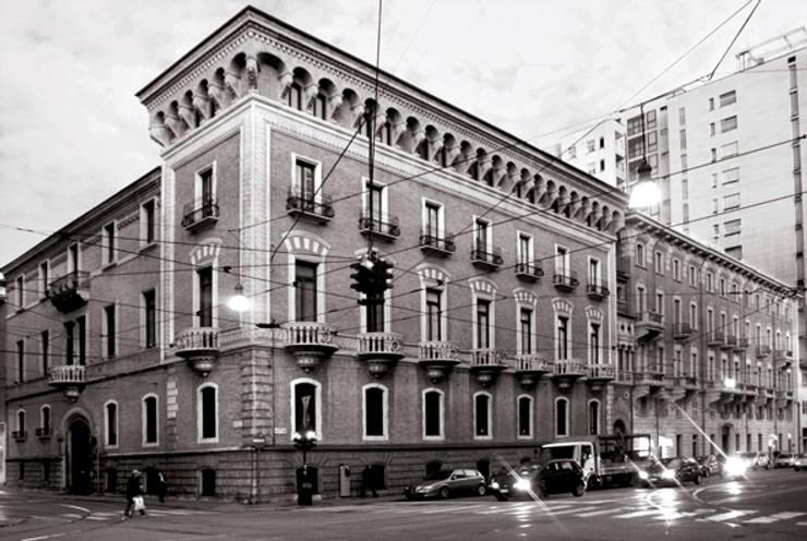 Facciata su Corso Matteotti:  in stile  di TRA - architettura condivisa