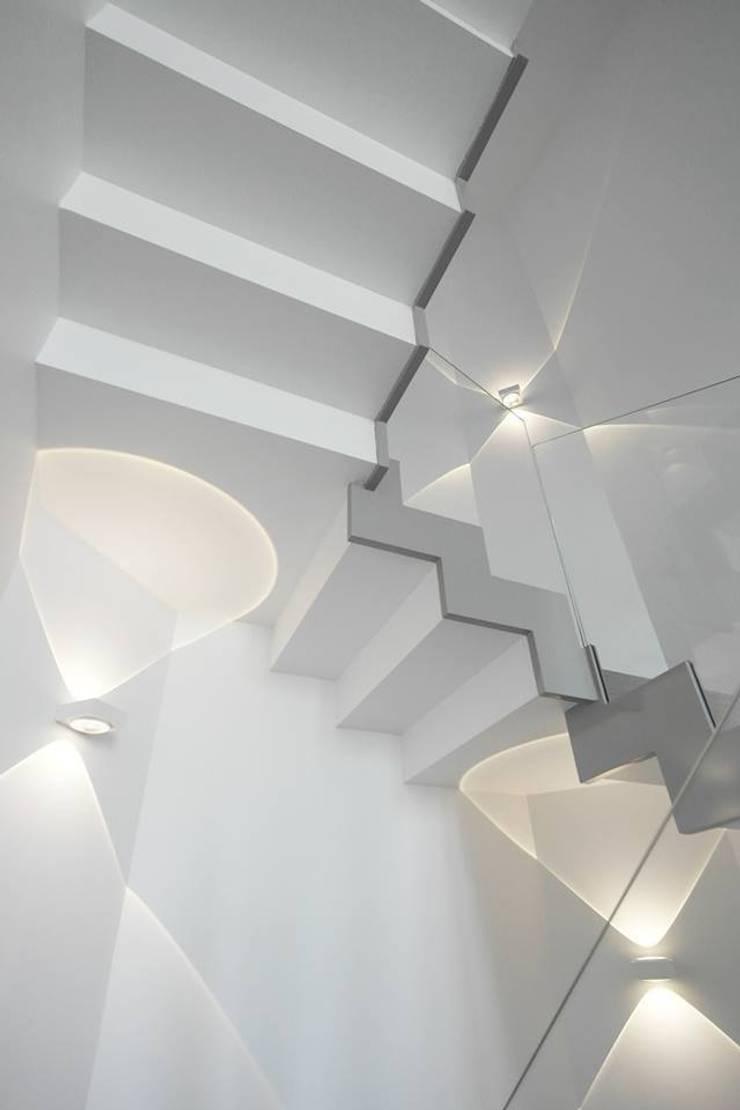 Konu Merdiven – Franco Z. Evi Merdiveni:  tarz Koridor, Hol & Merdivenler