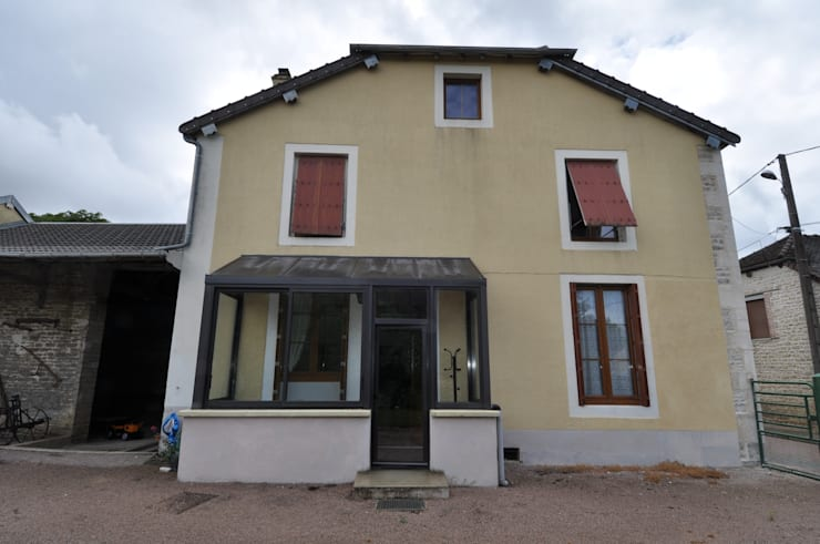 renovation d'une maison en pierre