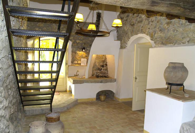 Kitchen by Architetto Giuseppe Prato, Rustic