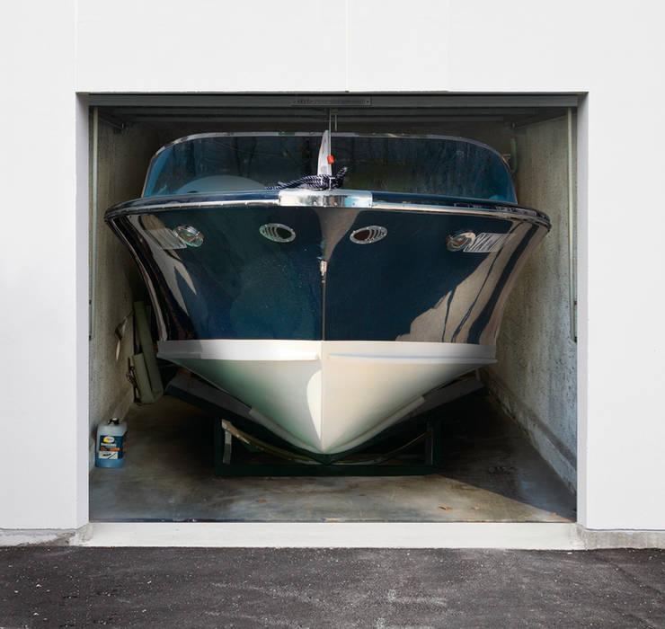"""Garagenplane  """"Boot"""":  Garage/Schuppen von Style-Your-Garage.com"""