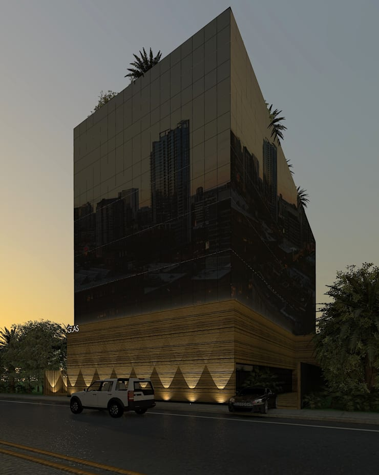 by ZAAV Arquitetura Minimalist