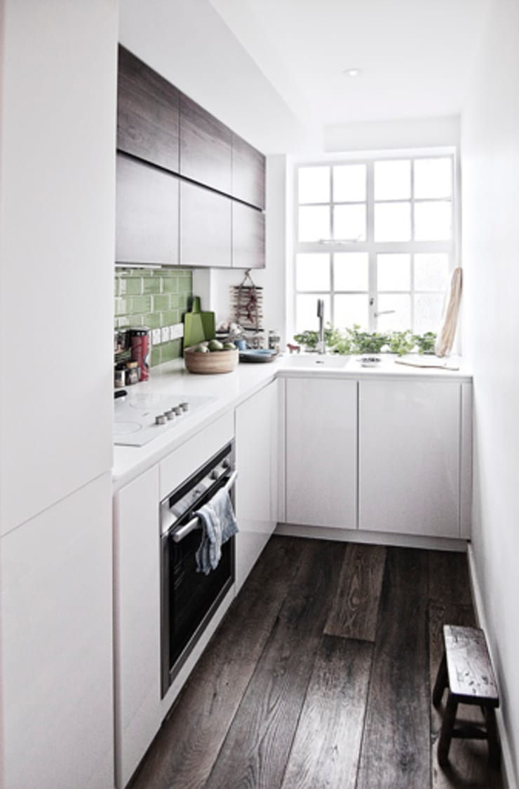 King's Road:  Kitchen by Salvatore catapano Architects