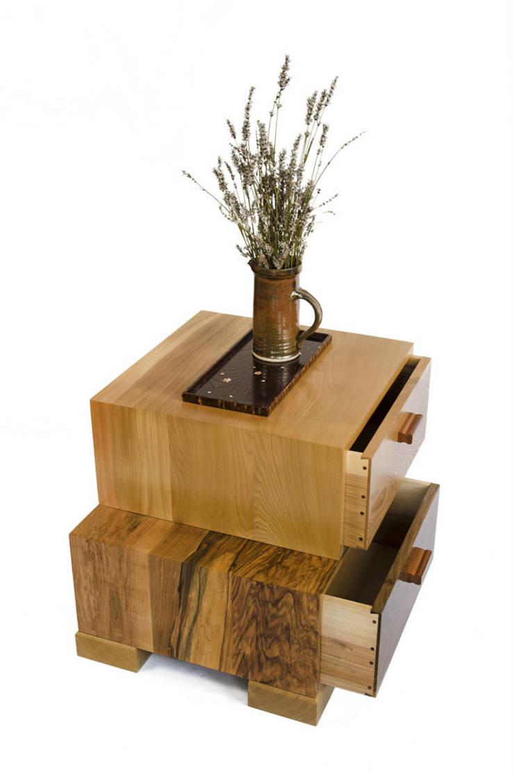 The Magnetic Stack:  Bedroom by Radiance Furniture Design