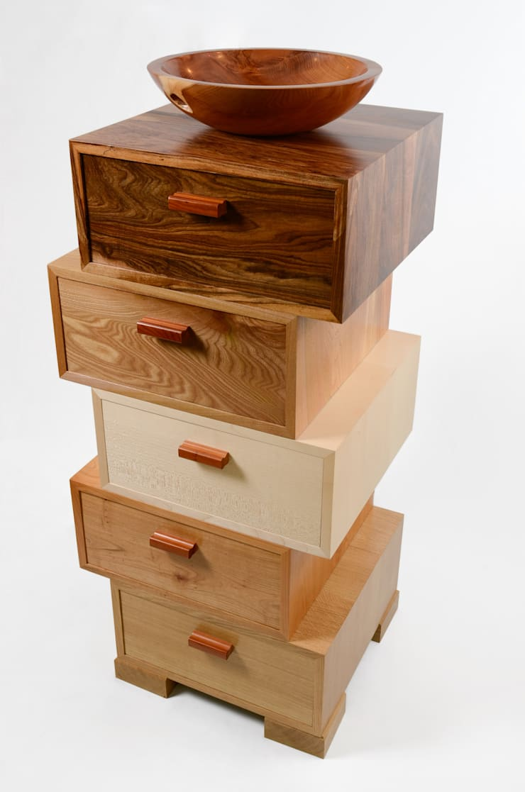 The Magnetic Stack:  Household by Radiance Furniture Design