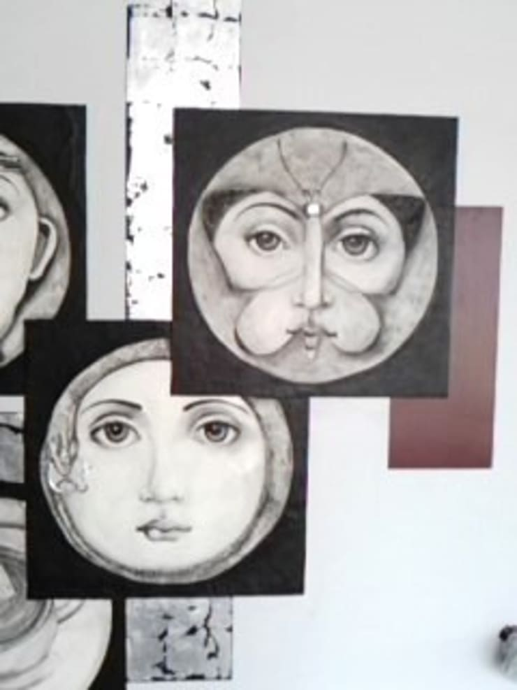 Фаринетти : Столовые комнаты в . Автор – Абрикос