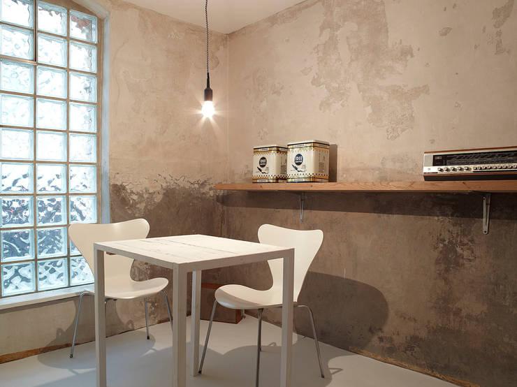 Kaffeeküche:  Bürogebäude von InteriorPark.