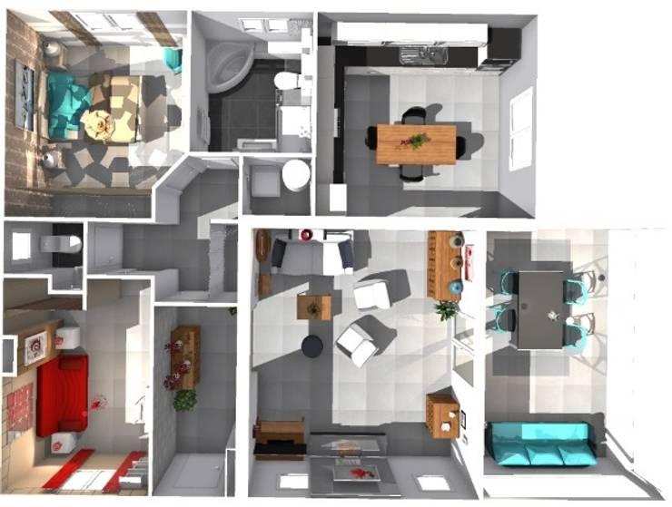 3D apres:  de style  par B.Inside