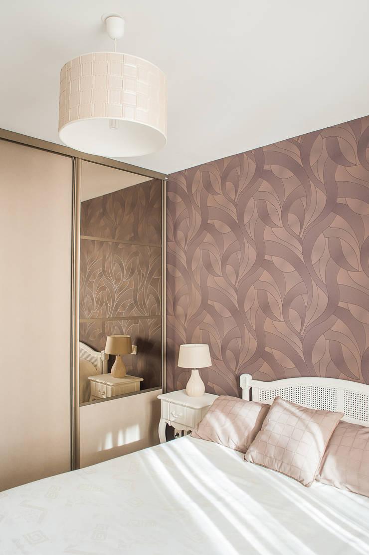 chambre maitre: Chambre de style  par B.Inside