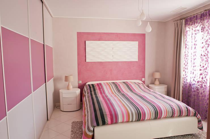 moderne Slaapkamer door B.Inside
