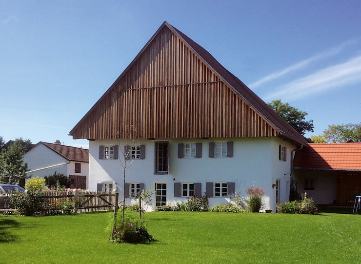 country Houses by heidenreich architektur