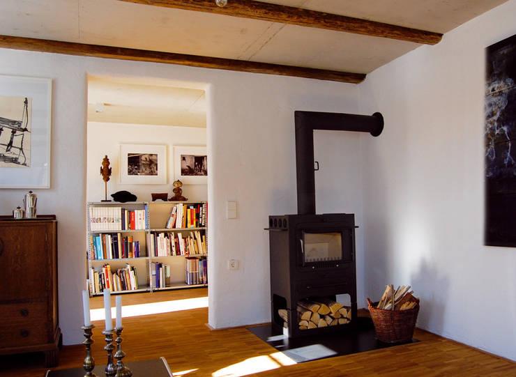 Salon de style de stile Rural par heidenreich architektur
