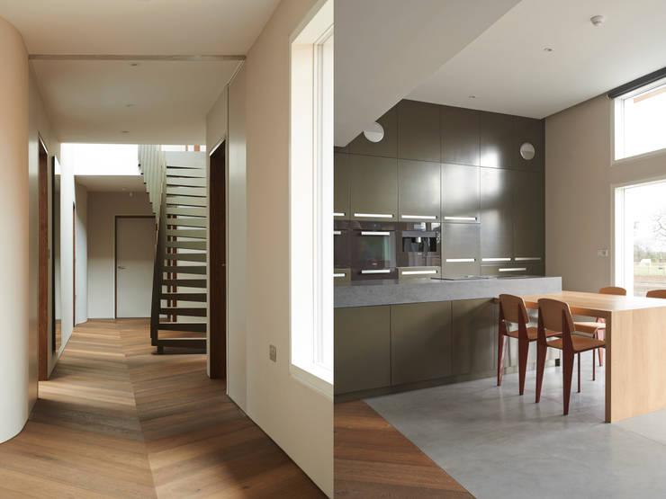 Interior Cocinas de estilo moderno de Facit Homes Moderno