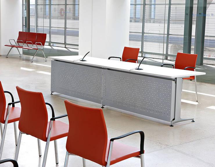 MESA INFORMA ACTIU 1: Oficinas y tiendas de estilo  de comercial30
