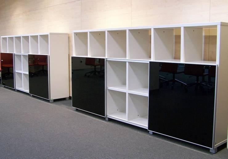 ARMARIOS CUBO ACTIU 2: Oficinas y tiendas de estilo  de comercial30