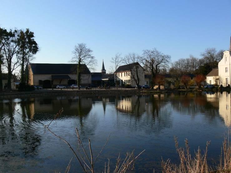 Landlust – Burg Flamersheim:  Gastronomie von Architekturbüro Belter,Landhaus