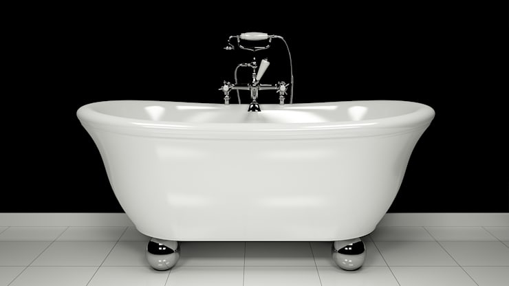 Products | Taps and Bathtubs:  Bathroom by DesigniTures
