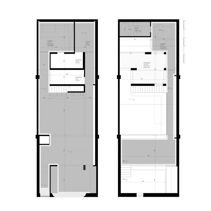 Loft in zona Savona a Milano:  in stile  di Studio fase,