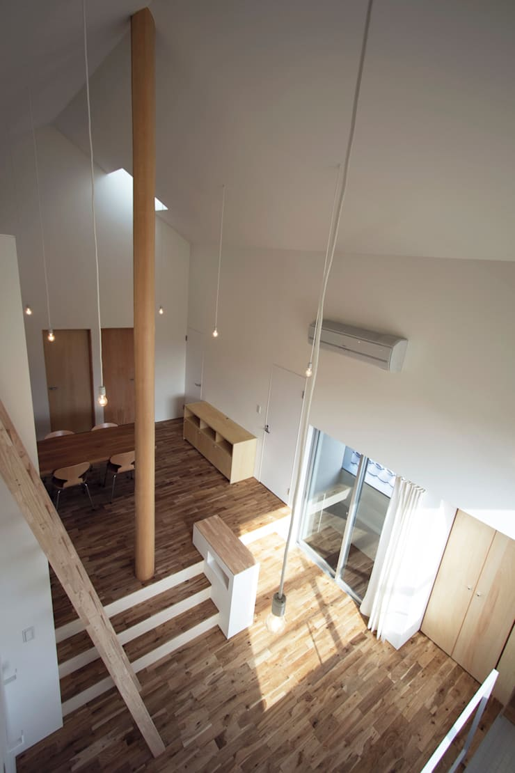 北村写真研究所/KITAMURA PHOTOGRAPHY: STUDIO RAKKORA ARCHITECTSが手掛けた家です。,