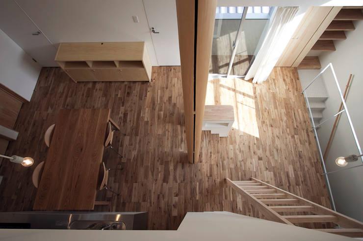 北村写真研究所/KITAMURA PHOTOGRAPHY: STUDIO RAKKORA ARCHITECTSが手掛けた家です。