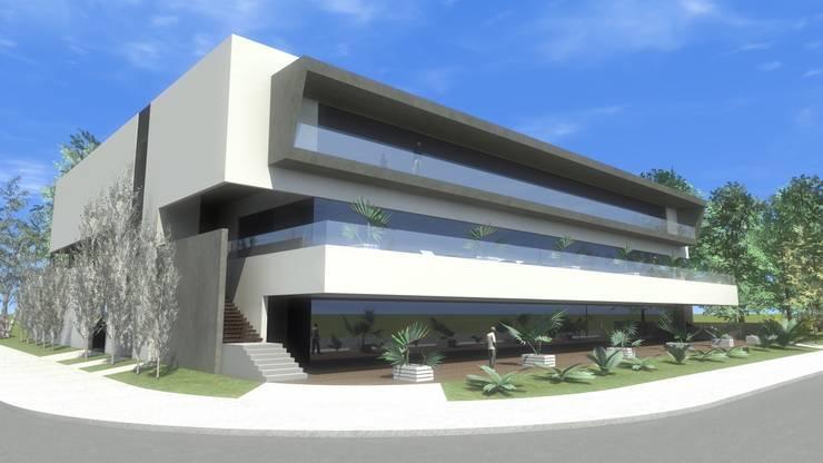 OTRAS EDIFICACIONES: Espacios comerciales de estilo  de ELEMENT-OS. Arquitectura, Interiorismo, Urbanismo