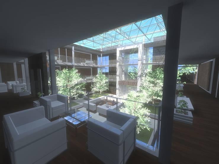 OTRAS EDIFICACIONES: Clínicas de estilo  de ELEMENT-OS. Arquitectura, Interiorismo, Urbanismo