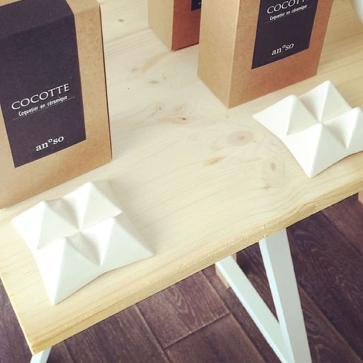 Cocotte: Salon de style  par Good Morning Design