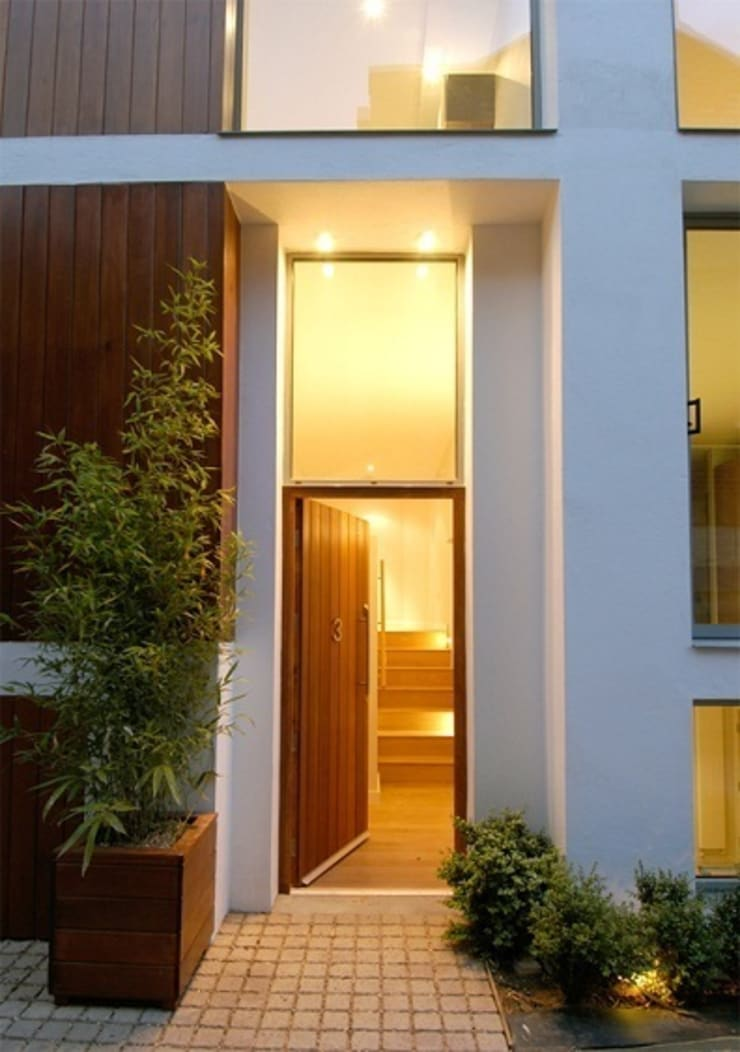 Notting Hill Townhouses:  Houses by Clarke Renner Architects