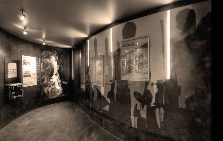 Кассовый вестибюль Филармонии джазовой музыки Санкт-Петербург:  в . Автор – DesignPortrait®