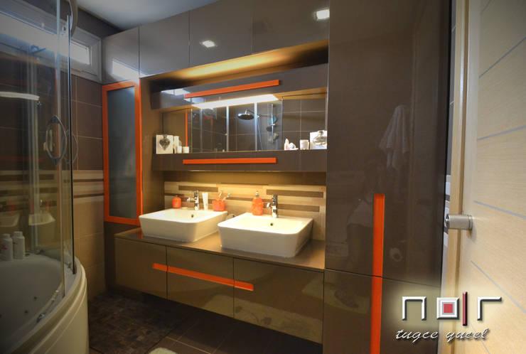 Nar İç Mimarlık – MILLENIUMPARK VILLA SI: modern tarz Banyo