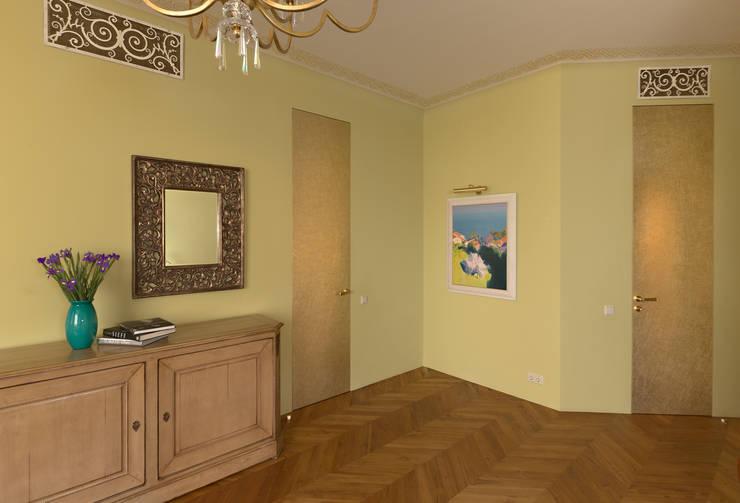 Спальня родителей:  в . Автор – DesignPortrait®