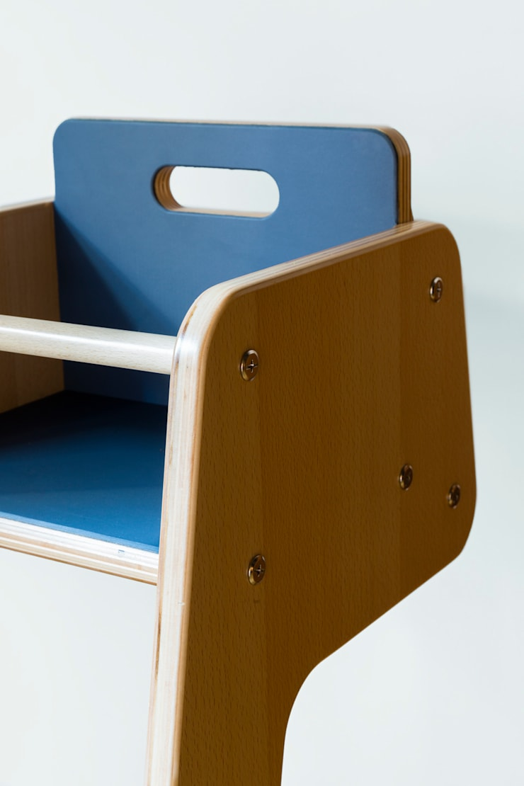 Highchair for Kids : Nojima Design Officeが手掛けた子供部屋です。