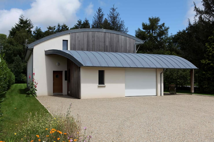 Houses by Patrice Bideau a.typique