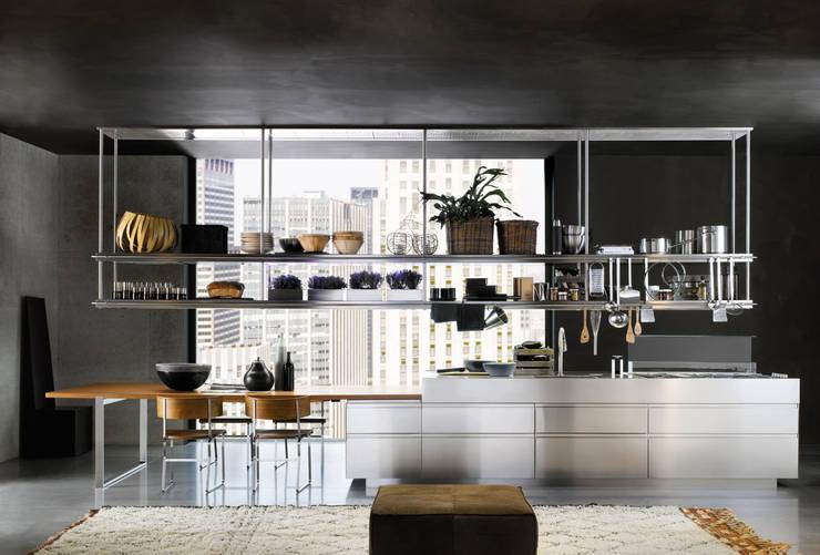Projekty,  Kuchnia zaprojektowane przez Livingfurnish Ltd