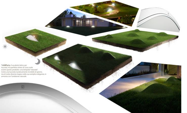 Ambientazioni: Giardino in stile  di KK3Design,