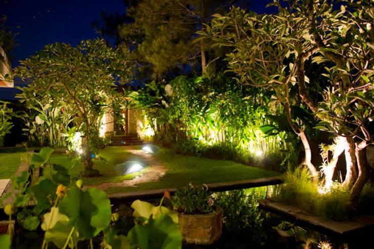 Jardín de estilo  por KK3Design