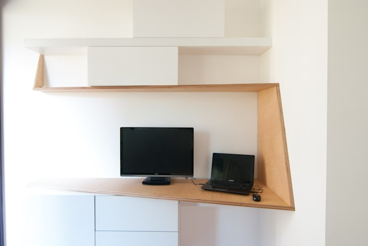 workspace : Bureau de style  par nicolas cuvillier